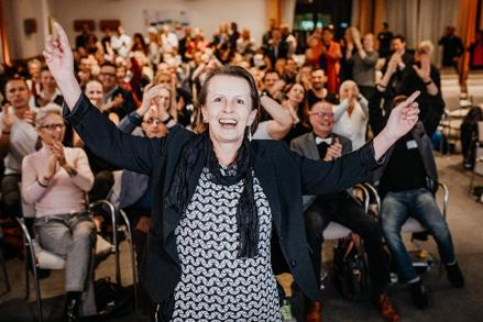 Krisen als Chance nutzen - Bild von Angelika im Seminar