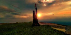 Krisenintelligenz - Wert der Freizeit Titelbild - Bild von Sonnenuntergang