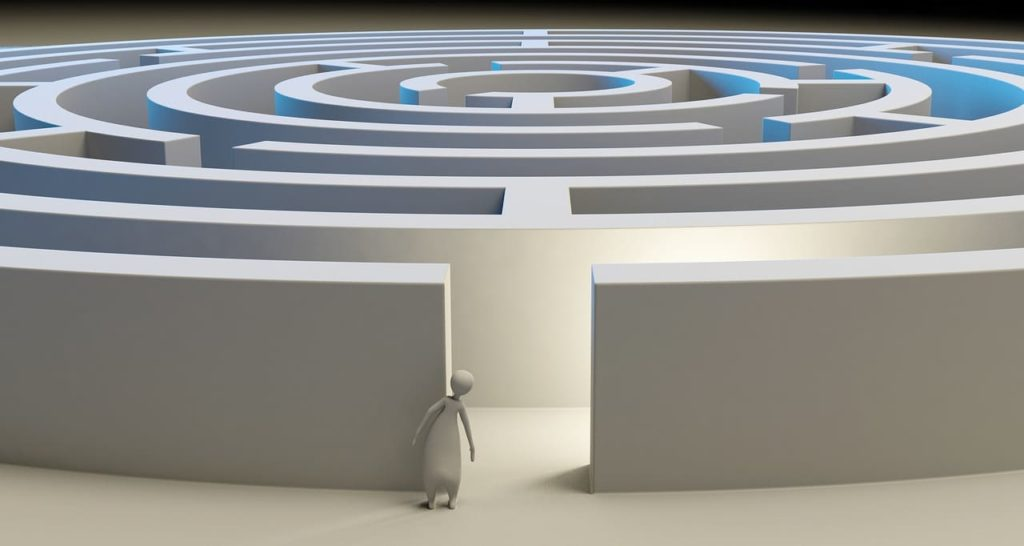 Blog Möglichkeiten Labyrinth