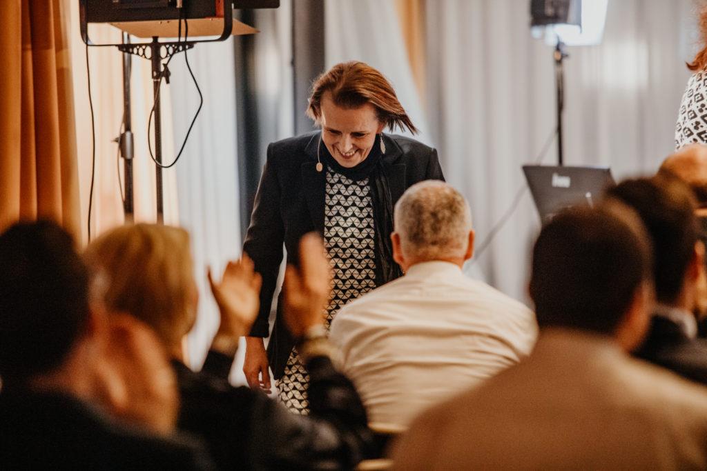 Wie werde ich erfolgreich - Bild von Angelika im Seminar