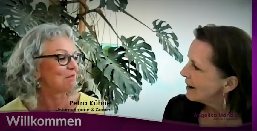 Petra Kühne und Angelika Mändle