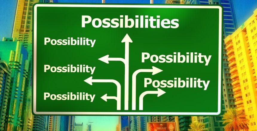 Von der Fähigkeit, erfolgreich zuzugreifen, wenn der glückliche Zufall uns etwas schenkt